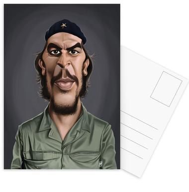 Che Guevara cartes postales