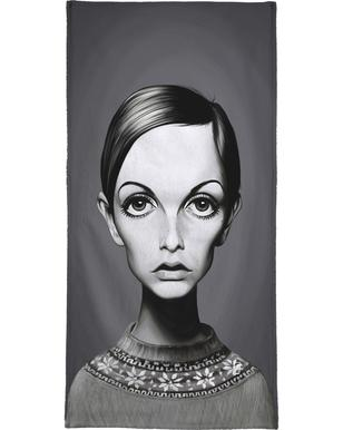 Twiggy Bath Towel