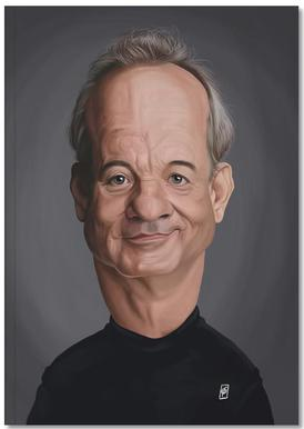 Bill Murray Notebook