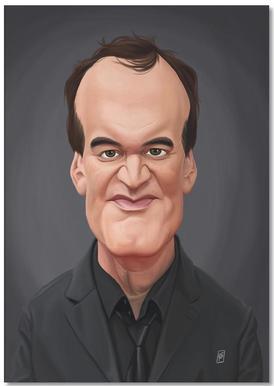 Quentin Tarantino Notepad