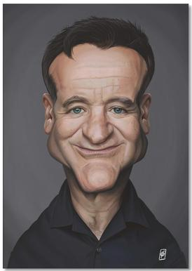Robin Williams Notepad