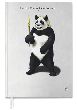 Donkey Xote Sancho Panda (titled)
