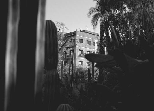 Marrakesh Paradise 13 -Leinwandbild