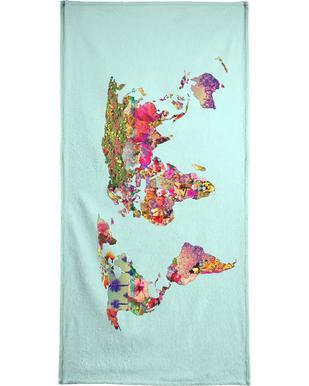 It's Your World serviette de plage