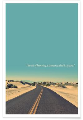 The Art Of Knowing Poster
