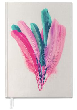 Feather Bouquet Personal Planner