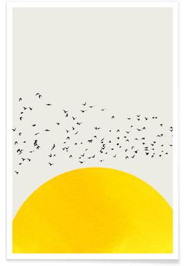 A Thousand Birds Plakat
