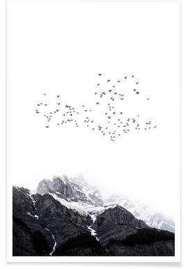 The Mountains Poster