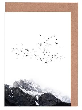 The Mountains Greeting Card Set