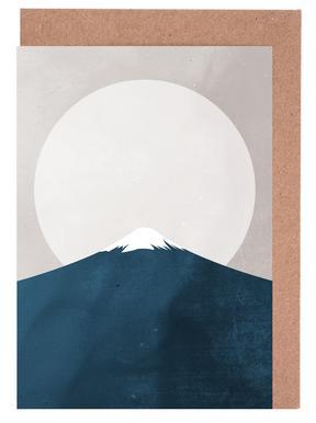 Himalaya -Grußkarten-Set