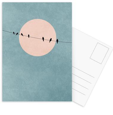 The Beauty of Silence Postcard Set