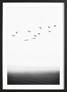 Forever Free Framed Print