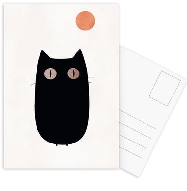 Meow ansichtkaartenset