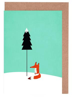 Mister Fox Greeting Card Set
