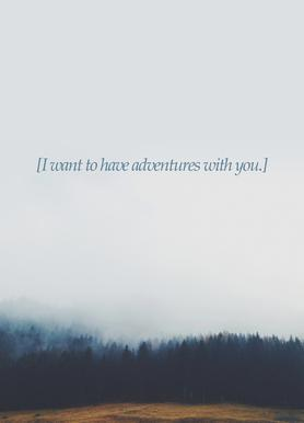Adventures With You
