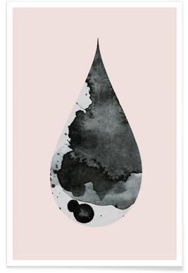 Drop No. 12 - Premium poster
