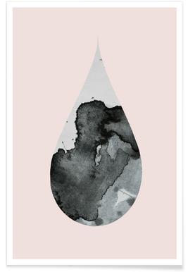 Drop No. 15 - Premium Poster