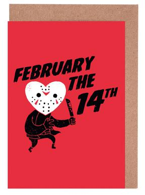 February the 14th