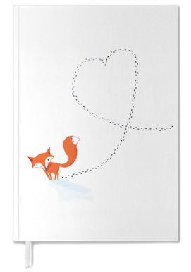 Foxy Love Personal Planner
