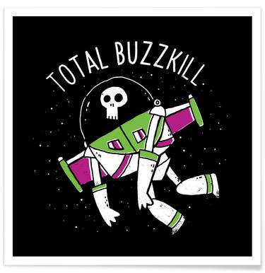 Total Buzzkill -Poster