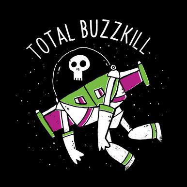 Total Buzzkill -Alubild