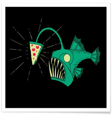 Angling For Pizza