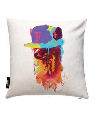 Foxey's favorite cap Cushion Cover