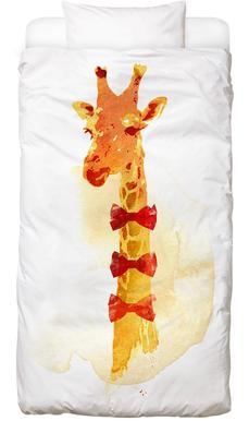 Elegant Giraffe housse de couette enfant