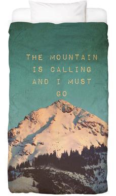 Mountain Is Calling Dekbedovertrekset