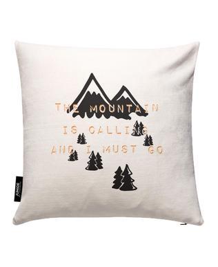 Mountain Is Calling Kissenbezug