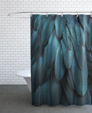Dark Feathers rideau de douche