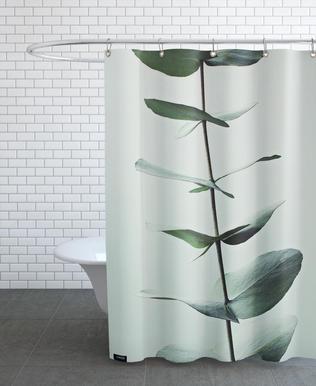 Eucalyptus Green -Duschvorhang