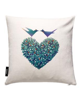 Love Birds Cushion Cover