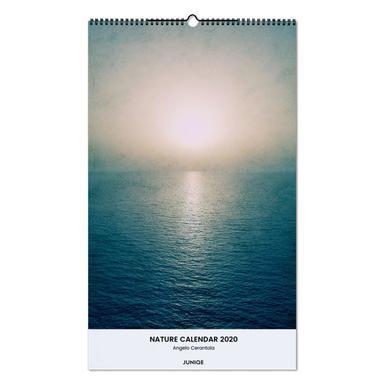 Nature Calendar 2020 - Angelo Cerantola wandkalender