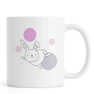 Space Rabbits Astra Mug