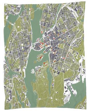 Stockholm- Engraving