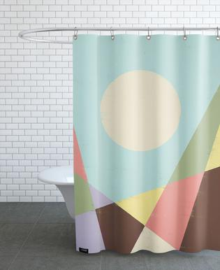 HERE VII Shower Curtain