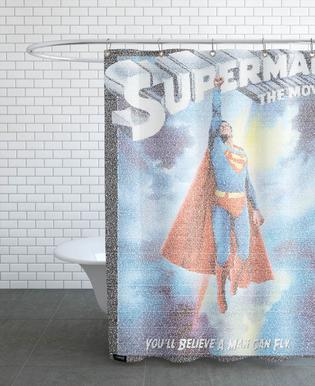 Superman 1978 -Duschvorhang