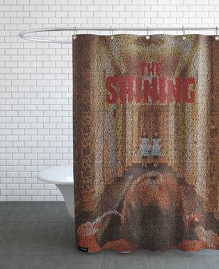 The Shining rideau de douche