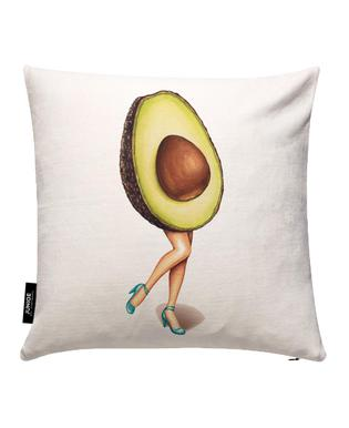 Fruit Stand - Avocado Cushion Cover