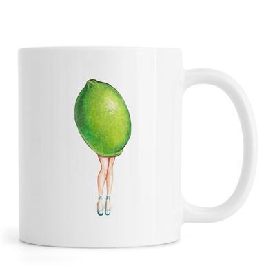 Fruit Girls Lime