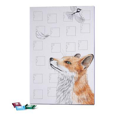 Fox 2019 Chocolate Advent Calendar - Ritter Sport