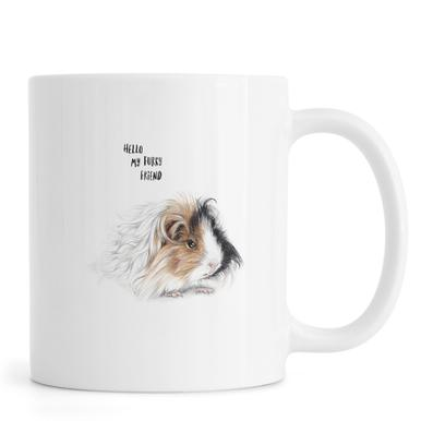 Furry Friend Mug