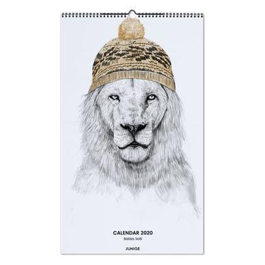 Wall Calendar 2020 - Balázs Solti -Wandkalender