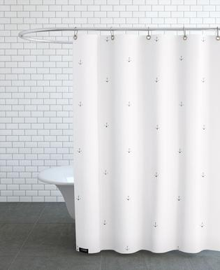 Anchor Pattern rideau de douche