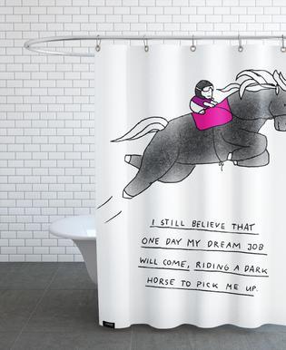 Dream Job Shower Curtain