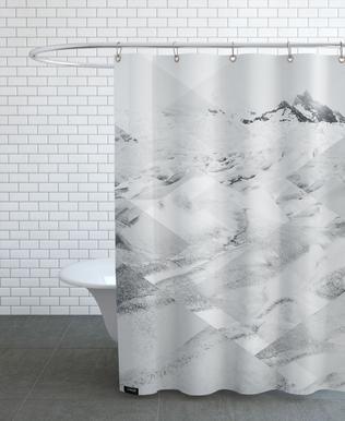 Scattered 3 Perito Moreno -Duschvorhang
