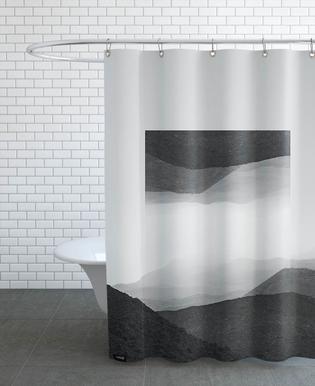 Mirrored 2 El Cocuy Shower Curtain