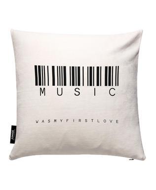 Barcode MUSIC Cushion Cover