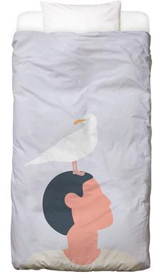 Mågefugle Bed Linen